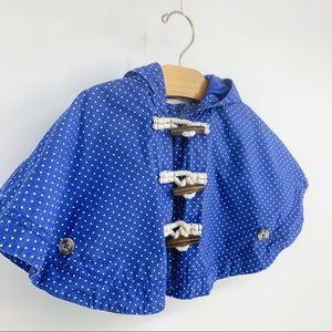 GAP | Paddington Bear polka dot cloak